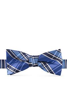 IZOD Steven Plaid Bow Tie Boys 4-20