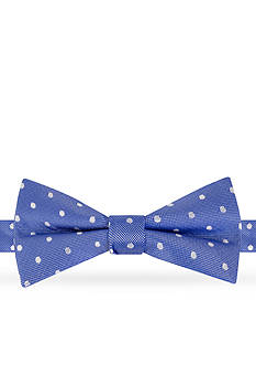J Khaki™ Oxford Dot Bow Tie Boys 4-20