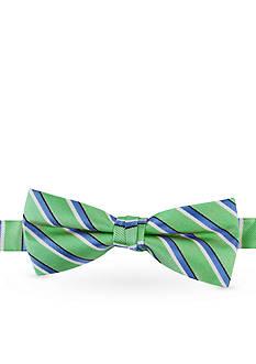 IZOD Clemens Stripe Bow Tie Boys 4-20