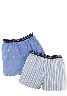 Ralph Lauren Childrenswear Woven Boxer Boys 8-20
