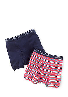 Ralph Lauren Childrenswear 2-Pack Boxer Briefs Set Boys 8-20