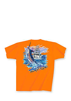 Salt Life Short Sleeve Storm Tee Boys 8-20