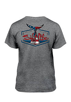 Salt Life American Tail Tee Boys 8-20