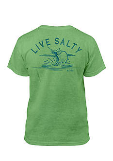 Salt Life Live Salty Tee Boys 8-20