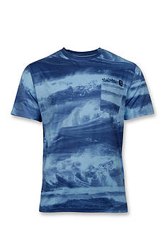 Salt Life Stormy Waters Tee Boys 8-20