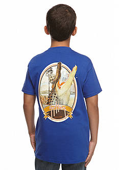 Guy Harvey Short Sleeve Smiley Tee Boys 8-20