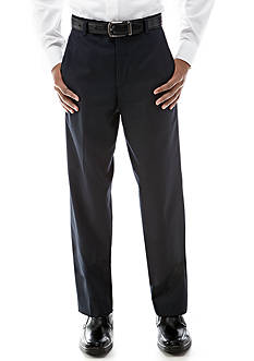 Lauren Ralph Lauren Dress Apparel Bedgemont Navy Stripe Dress Pant Boys 8-20