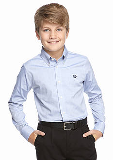 Lauren Ralph Lauren Pinpoint Oxford Shirt Boys 8-20