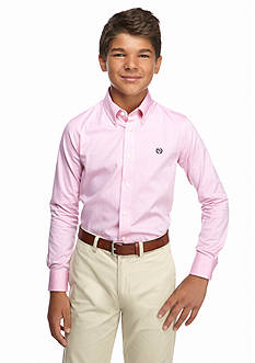 Lauren Ralph Lauren Dress Apparel Pinpoint Oxford Shirt Boys 8-20