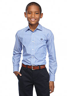Ralph Lauren Childrenswear Stripe Button Down Shirt Boys 2-20