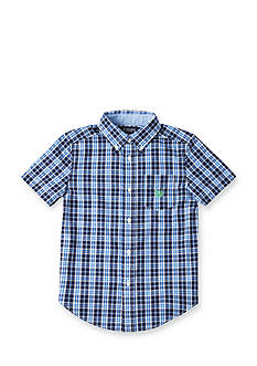 Chaps Plaid Button-Down Shirt Boys 4-7