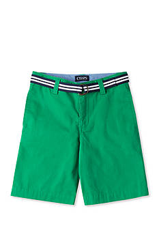 Chaps Flat Front Chino Short Boys 4-7