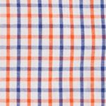 Boys Easter Clothes: Orange Chaps Tattersall Poplin Shirt Boys 4-7