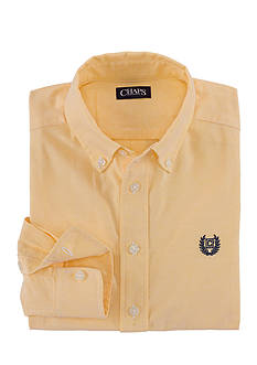 Chaps Long Sleeve Basic Oxford Shirt Boys 8-20