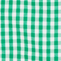 Boys Button Down Shirts: Green Chaps 1 GINGHAM LS EASYCARE