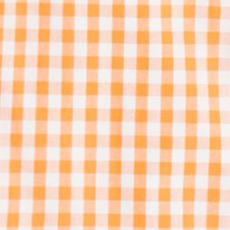 Baby & Kids: Button Front Sale: Lifeboat Orange Chaps 1 GINGHAM LS EASYCARE