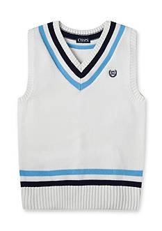 Chaps Cricket Sweater Vest Boys 8-20