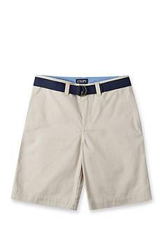 Chaps Flat Front Short Boys 8-20