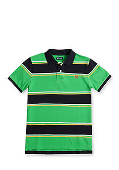 Chaps Multi-Striped Pique Polo Shirt - Boys 8-20