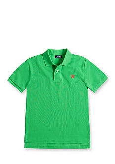 Chaps Cotton Pique Polo Shirt Boys 8-20