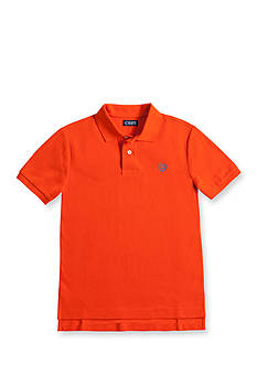 Chaps Cotton Piqu Polo Shirt Boys 8-20