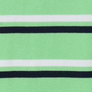 Boys Button Down Shirts: Keylime Chaps Stripe Polo Boys 8-20