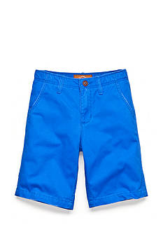 Red Camel Flat Front Shorts Boys 8-20