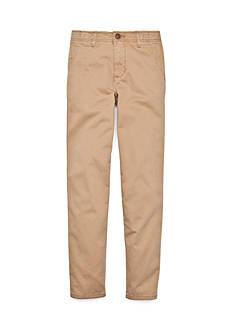 Red Camel Flat Front Twill Pants Boys 8-20