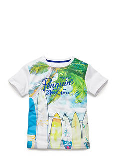 Penguin Surf Tee Boys 8-20