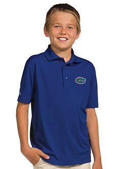 Antigua Florida Gators Pique Xtra Lite Polo Boys 8-20