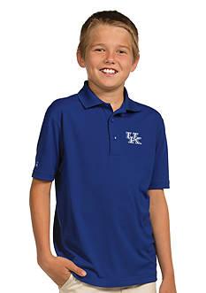 Antigua Kentucky Wildcats Pique Xtra Lite Polo Boys 8-20