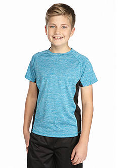 JK Tech™ Short Sleeve Pieced Printed Tee Boys 8-20