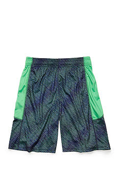 JK Tech™ Printed Interlock Shorts Boys 8-20