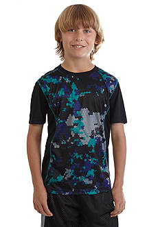 JK Tech™ Digi Camo Pieced Shirt Boys 8-20