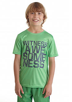 JK Tech™ Witness Awesome Tee Boys 8-20
