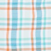 Baby & Kids: Button Front Sale: Focus Plaid JK Tech™ Fishing Shirt Boys 8-20
