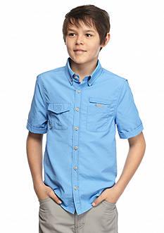 J Khaki™ Fishing Woven Shirt Boys 8-20