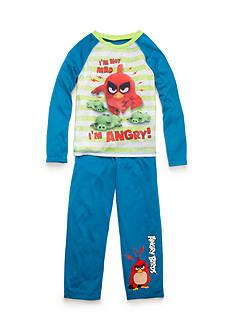 Angry Birds 2-Piece 'I'm Angry' Pajama Set Boys 4-20
