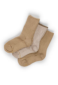 Gold Toe 3 Pack Dress Sock Boys 8-20