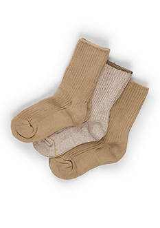 Gold Toe 3-Pack Dress Sock Boys 8-20