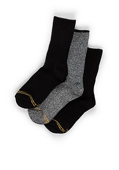 Gold Toe 3-Pack Dress Sock Boys 8-20