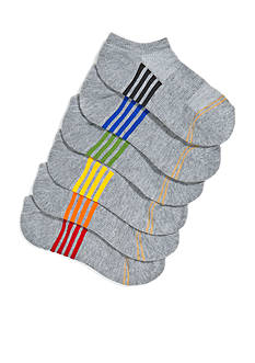 Gold Toe 6-Pack Athletic Crew Socks Boys 4-20