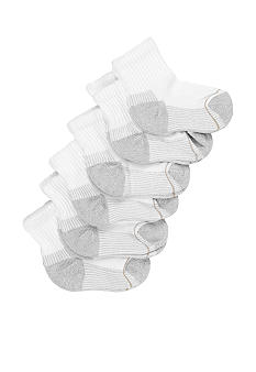 Gold Toe 6 Pack Sport Quarter Sock - Boys 8-20