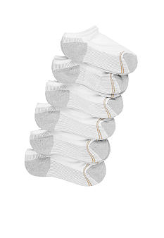 Gold Toe 6-Pack Sport Liner Socks Boys 4-20