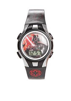 Star Wars Darth Vader LCD Watch Boys 4-20