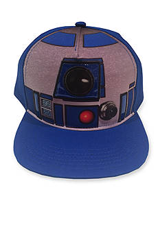 Star Wars R2D2 Adjustable Baseball Cap Boys 4-20