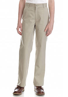 Nautica Uniform Double Knee Pants Boys 8-20