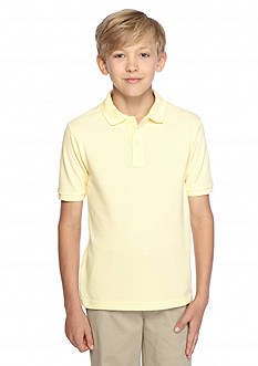 Nautica Uniform Polo Shirt Boys 8-20