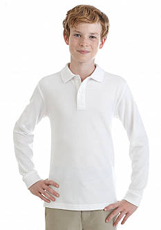 Nautica Uniform Pique Polo Shirt Boys 8-20