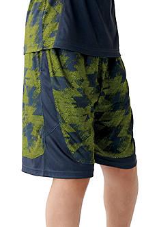 JK Tech™ Sneak Chevron Pieced Shorts Boys 8-20